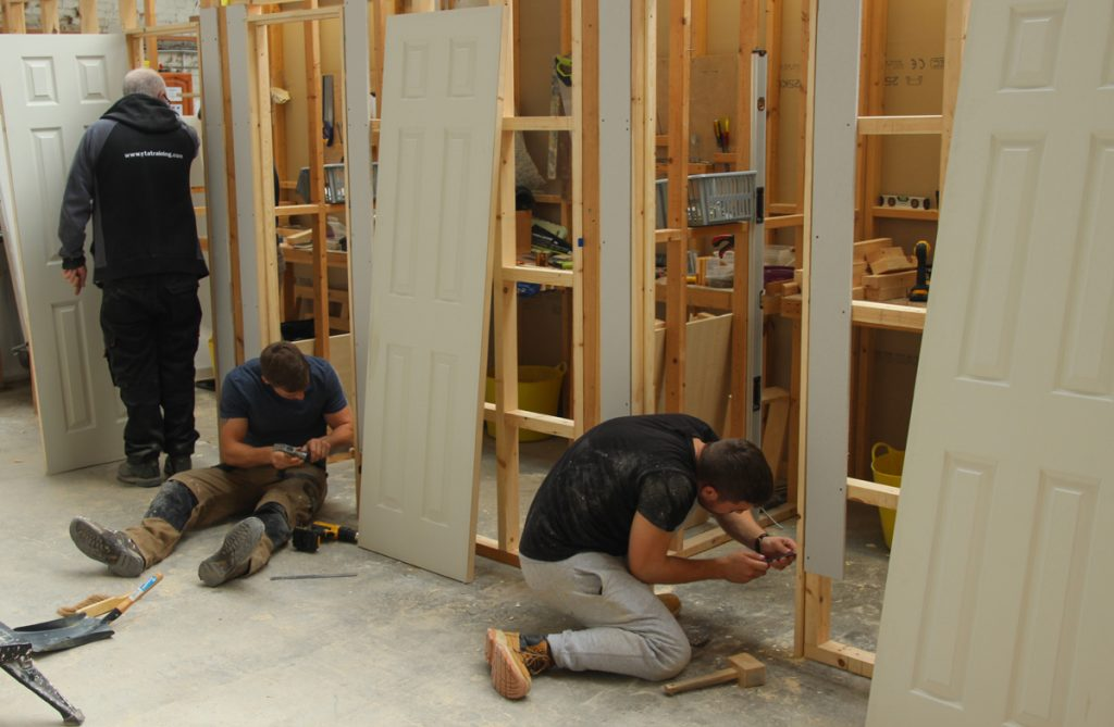 IMG_6792 YTA Level 1 Carpentry and Joinery Course