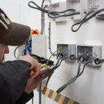 Wiring a circuit