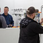 Small group sizes on the electrics course