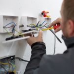 Domestic Electrical Installer Certificate course plug sockets