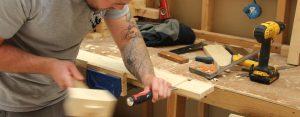Carpentry NVQ level 2