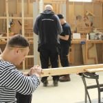 carpentry joinery course