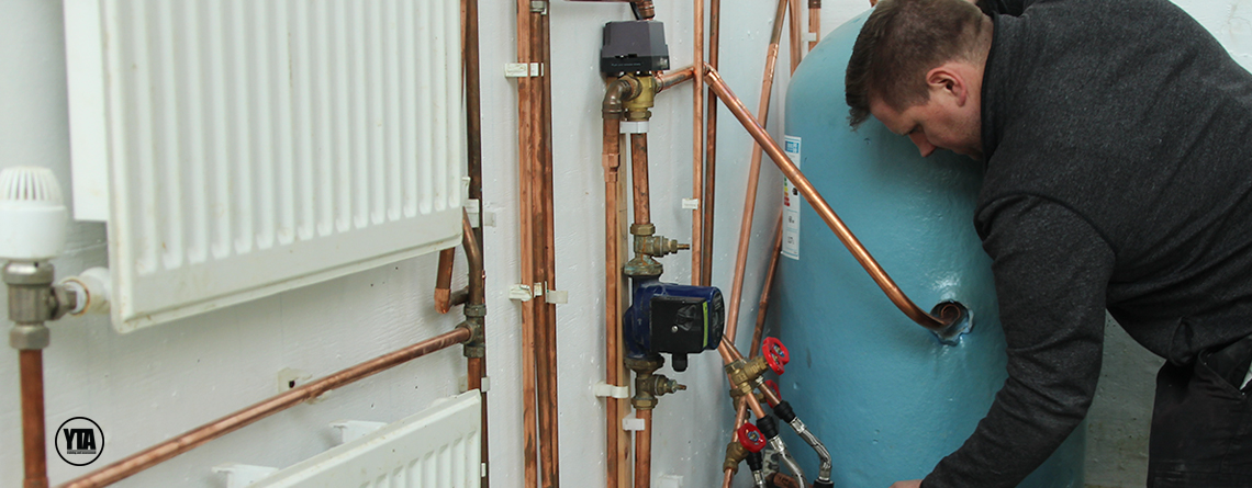 You could have a level 1 plumbing qualification after just five days at our training centre