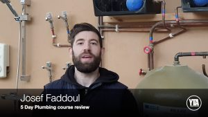Josef Plumbing Course Video Review
